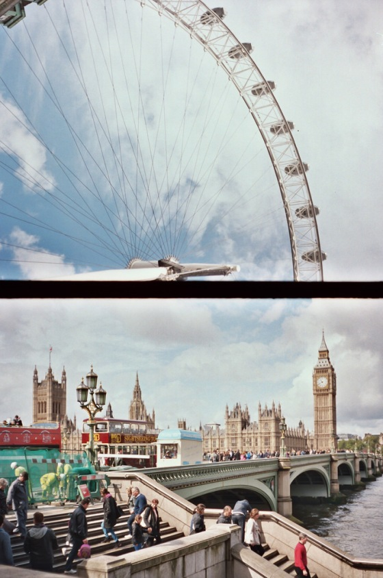 Londres, la superbe