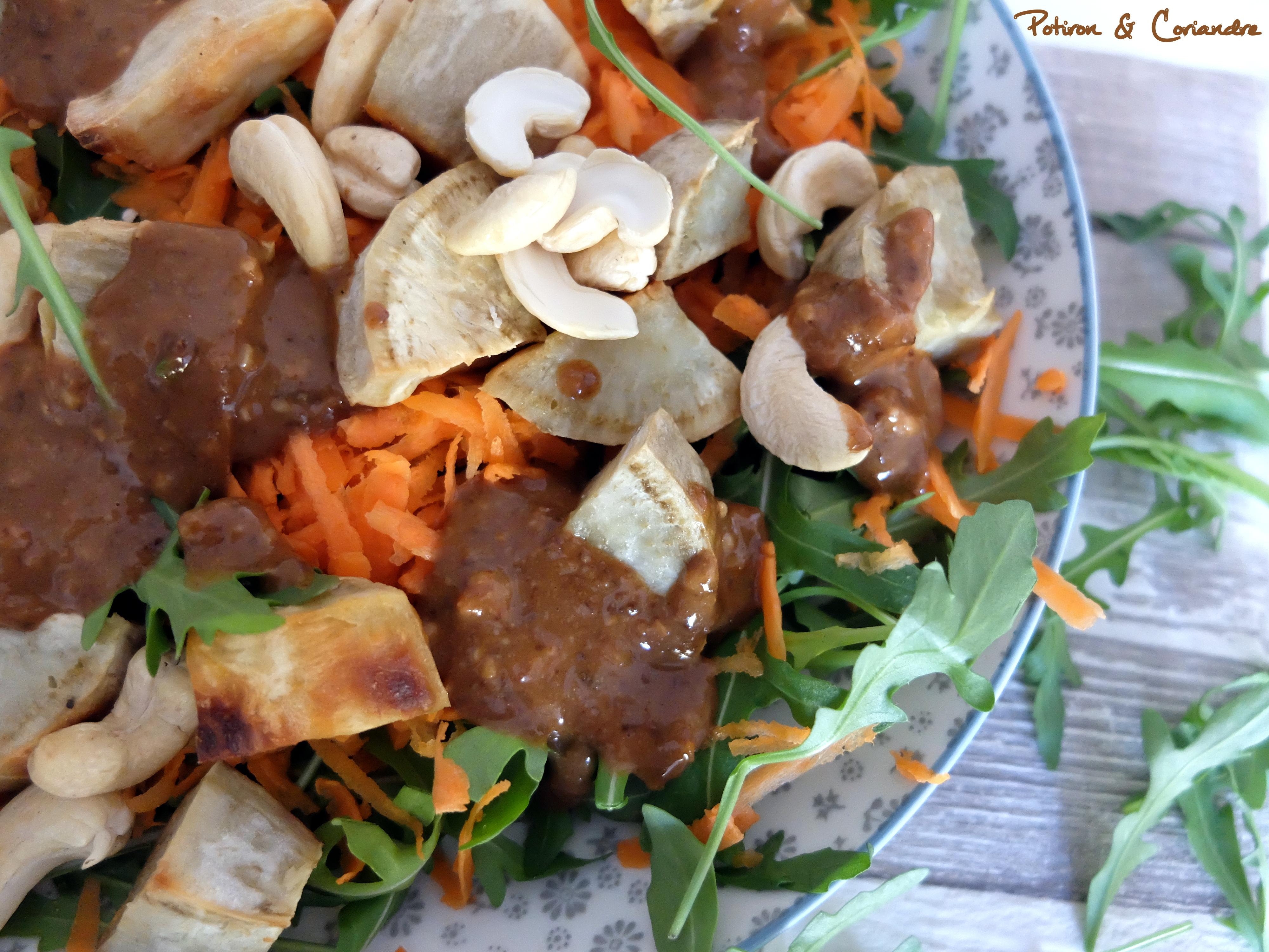 Salade de patate douce - Quand recolter les patates douces ...